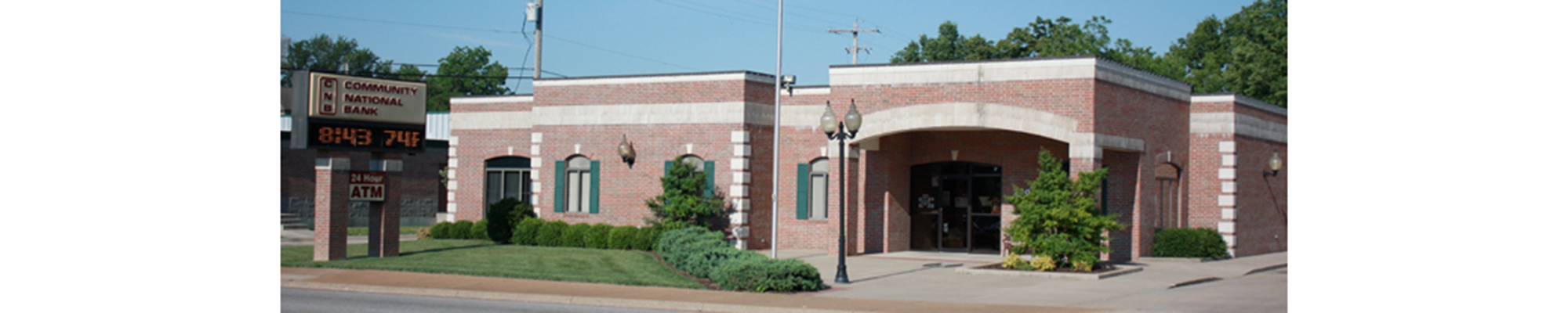 parsons banking center